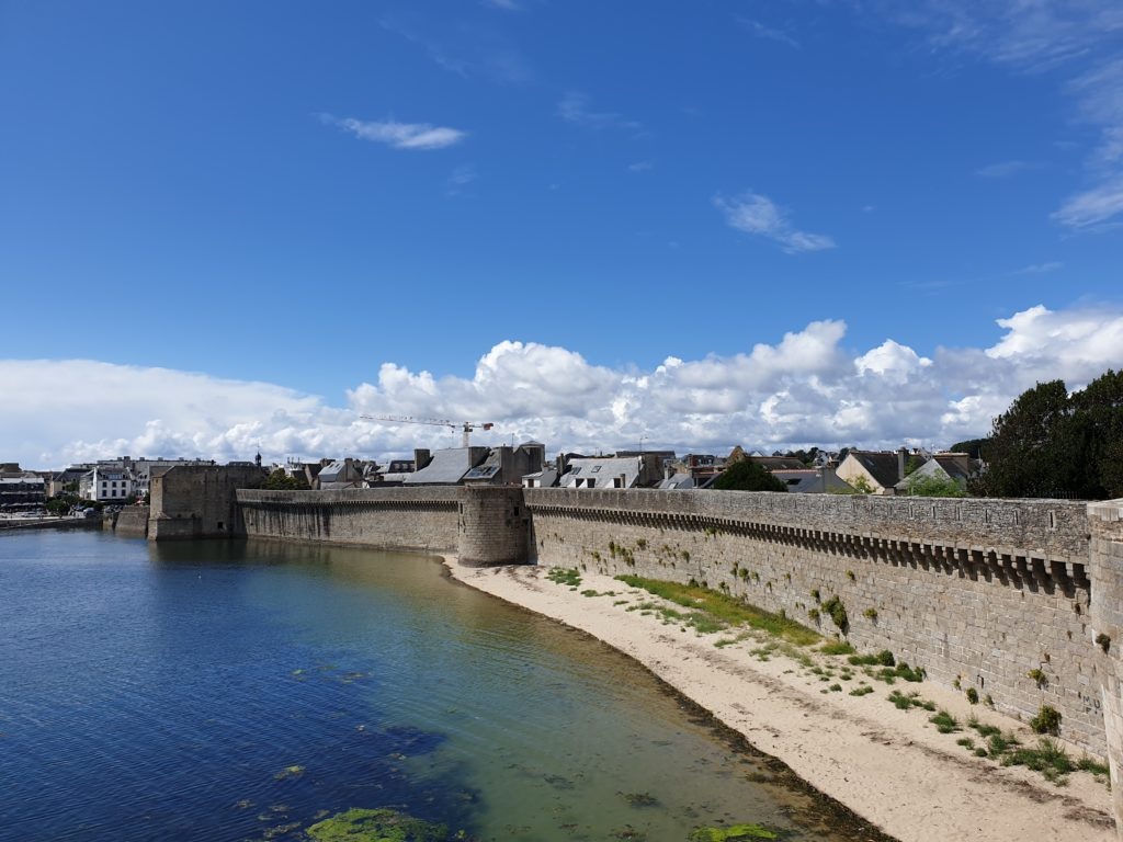 Concarneau fortifications