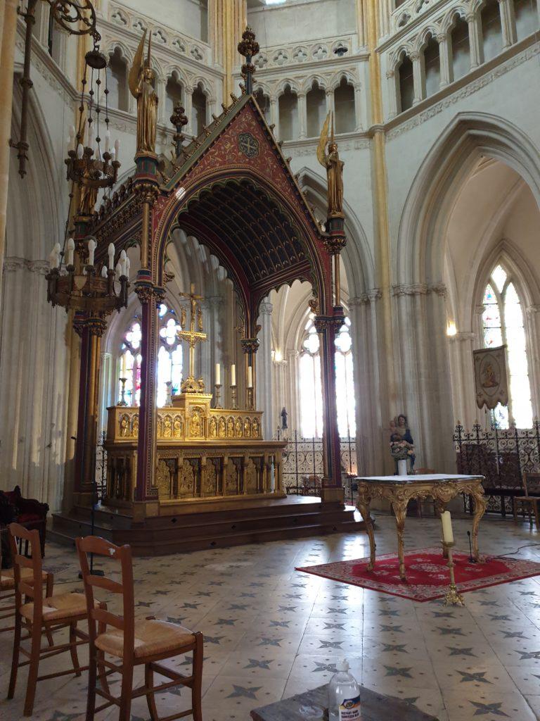 tabernacle cathédrale saint corentin