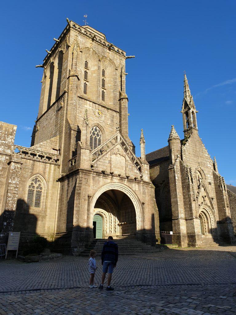 église saint Ronan Locronan