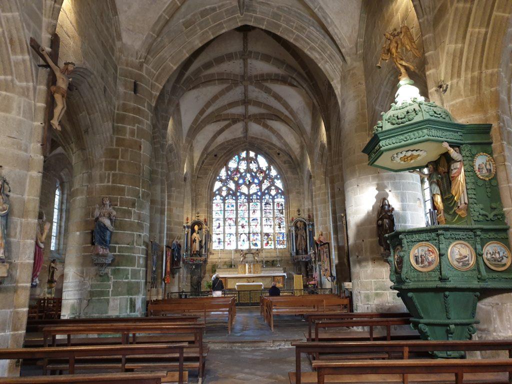 chaire église saint  ronan