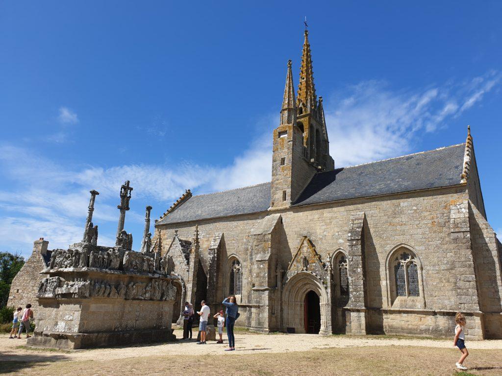 chapelle notre-dame-de-tronoen