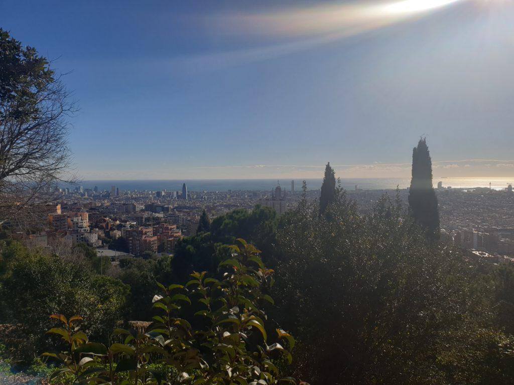 vue depuis Virolai Mirador de Joan Sales