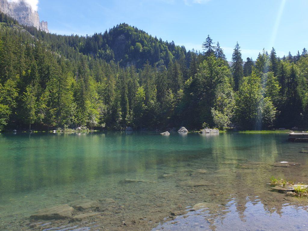 lac vert passy haute savoie 74